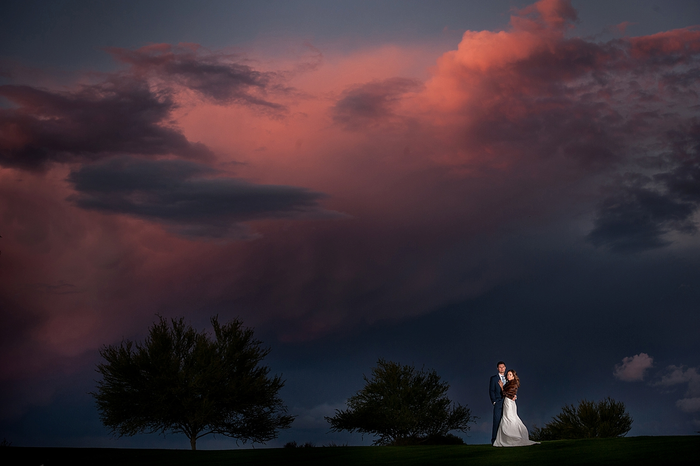 Seville Golf Club Wedding Arizona