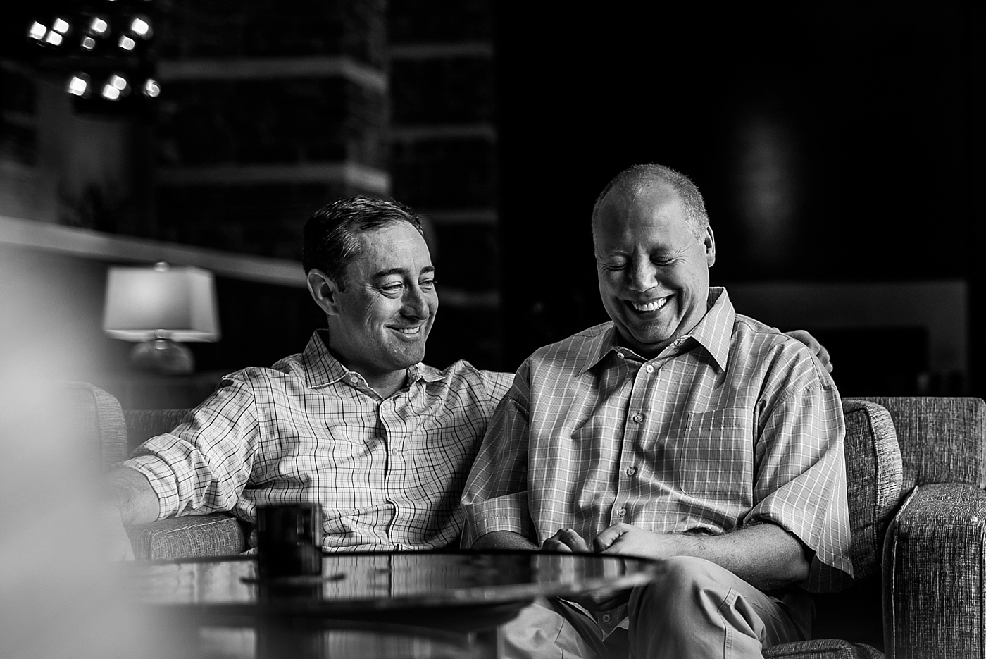 Gay Couple Engagement Photos