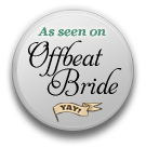 As Seen on Off Beat Bride