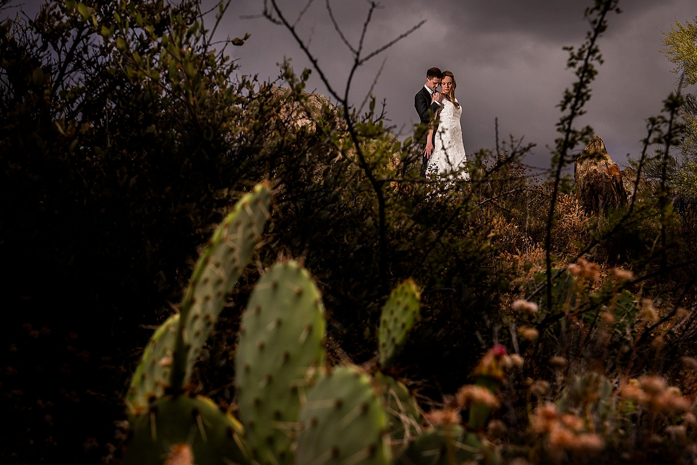 Phoenix Arizona Wedding Photo