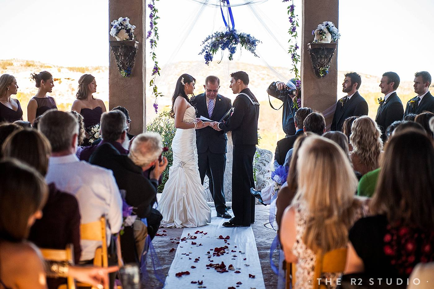 have an unplugged wedding