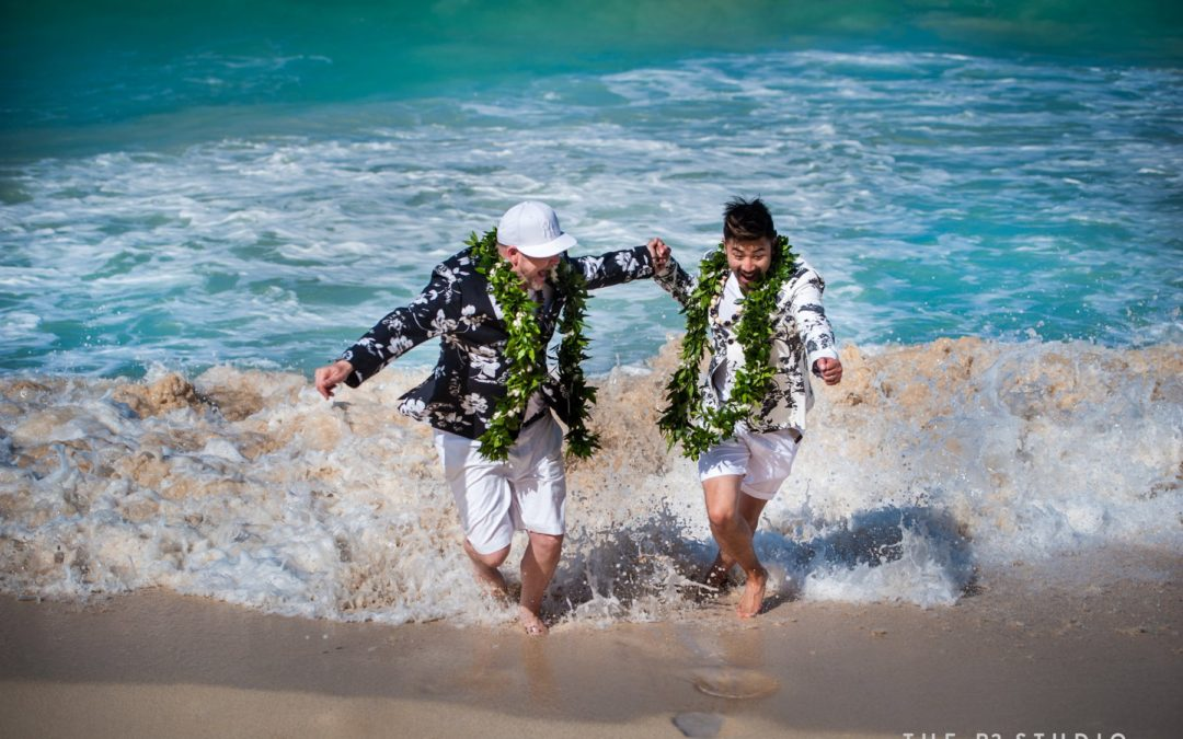 Devon & Otto's Intimate Hawaii Wedding