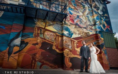 Justine & Andrew – Vogue Session