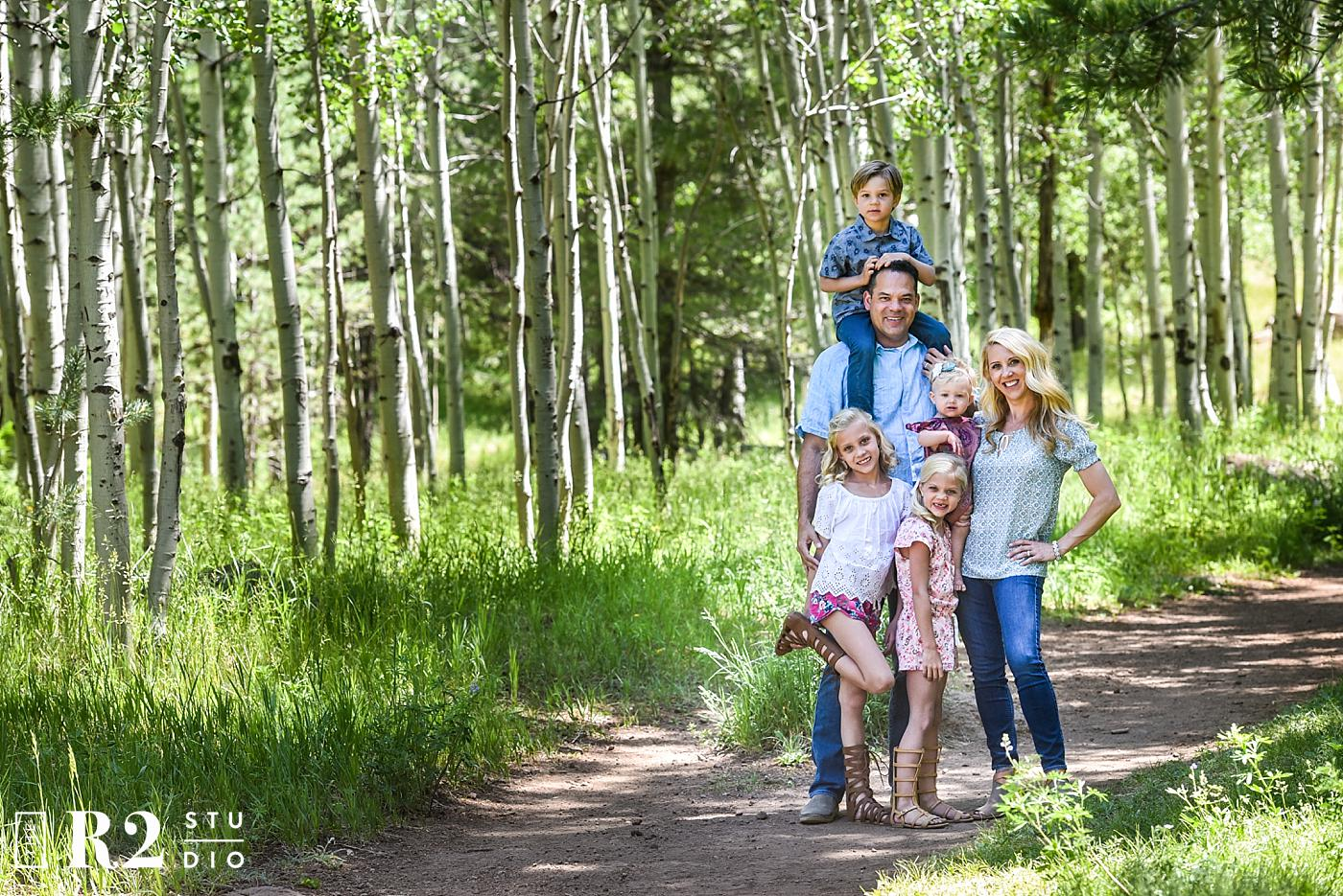 family photography flagstaff