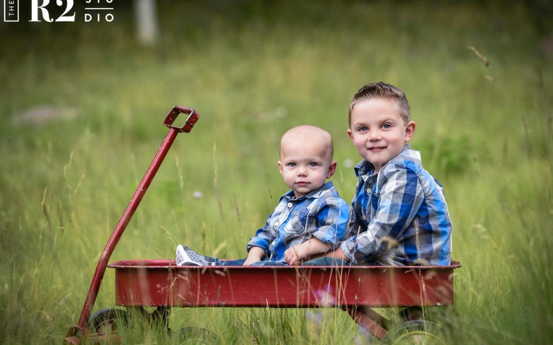 Callan Family | Flagstaff Family Photos
