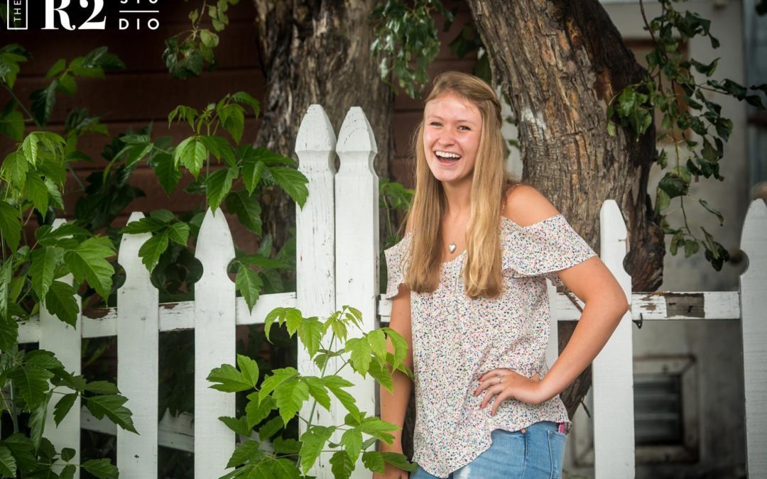 Charlotte | Coconino High School Senior Photos