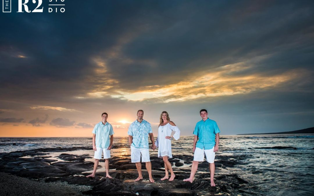 Caputo Family | The Big Island of Hawaii