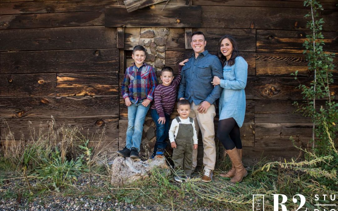 The Garcia Family | The R2 Studio | Flagstaff, AZ