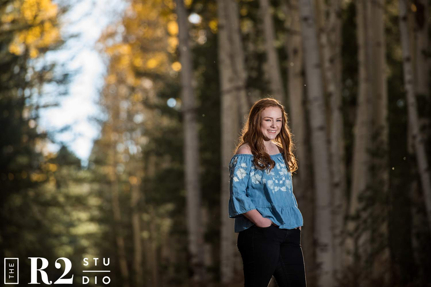 flagstaff senior portraits