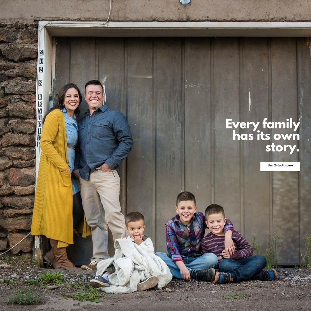 family photographers in flagstaff
