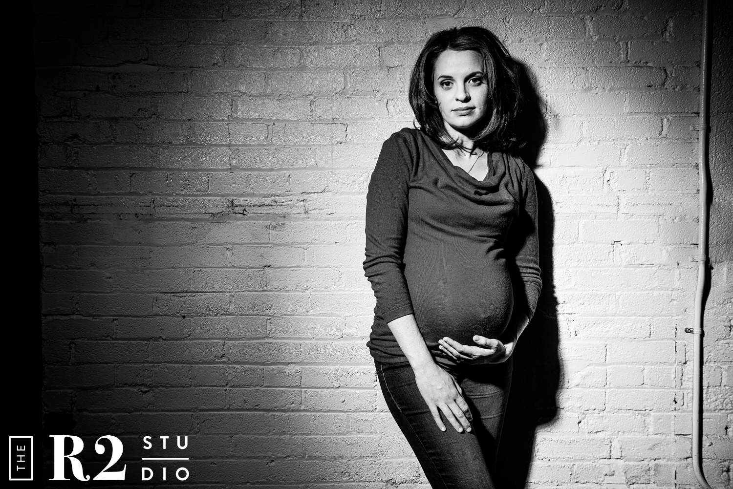 maternity photography session flagstaff
