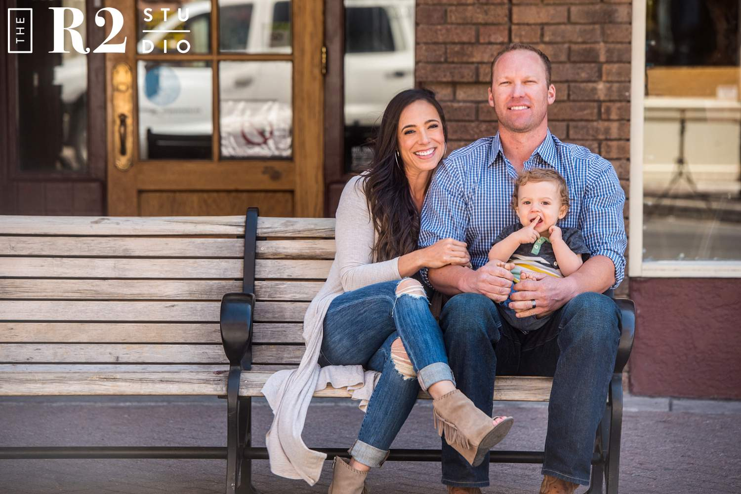 downtown flagstaff Family Photography Session
