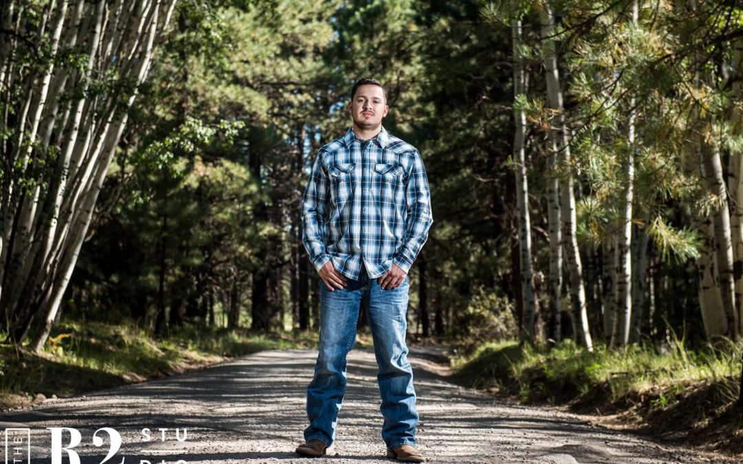 Senior Pictures – Chris