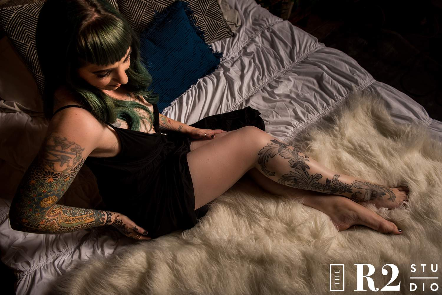 boudoir sessions flagstaff