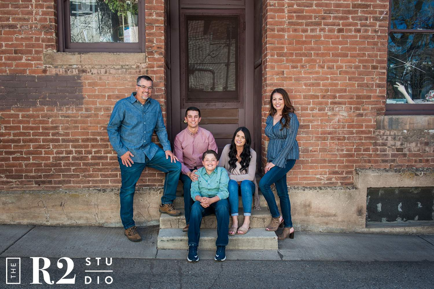 family portrait session flagstaff