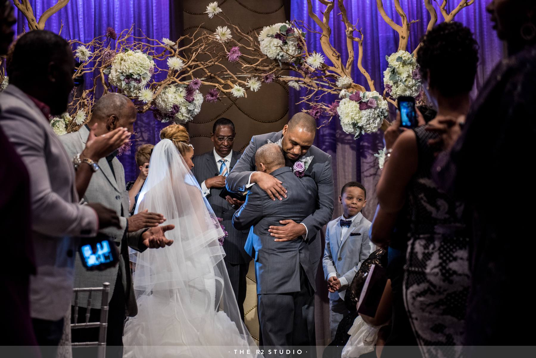 Aria Las Vegas Wedding Photos By The Best Photographers R2 Studio